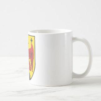 Escudo de armas Burgenland Austria Tazas De Café