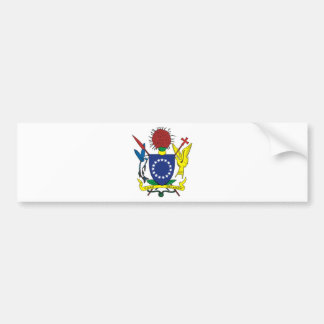 Escudo de armas CK de las islas de cocinero Pegatina Para Auto