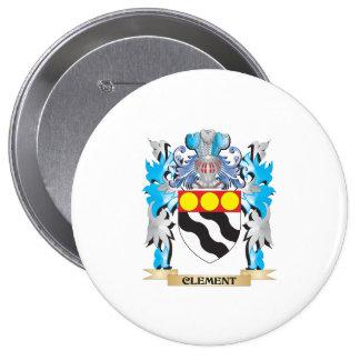 Escudo de armas clemente - escudo de la familia