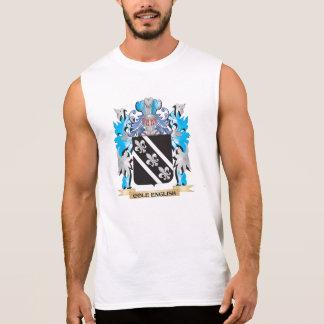 Escudo de armas Col-Inglés - escudo de la familia Camiseta Sin Mangas