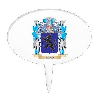 Escudo de armas de Abad Figuras De Tarta