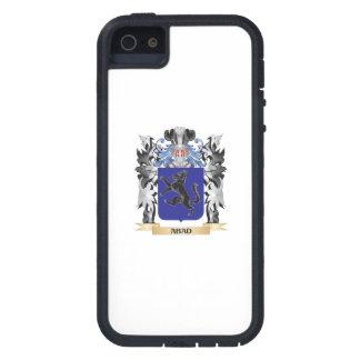 Escudo de armas de Abad - escudo de la familia Funda Para iPhone 5 Tough Xtreme