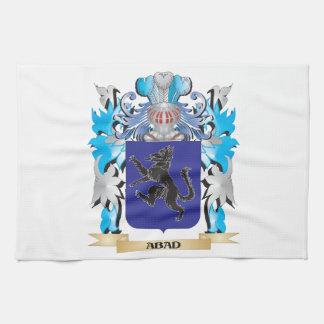 Escudo de armas de Abad Toallas