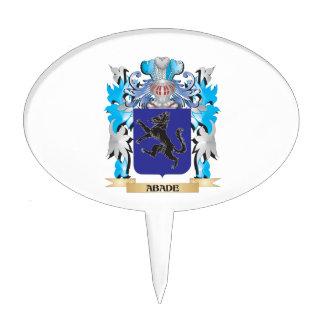 Escudo de armas de Abade Decoración De Tarta