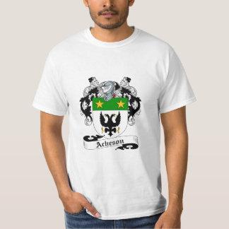 Escudo de armas de Acheson del escudo de la Camisas