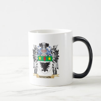 Escudo de armas de Acheson - escudo de la familia Taza Mágica