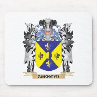 Escudo de armas de Ackroyd - escudo de la familia Tapete De Ratón