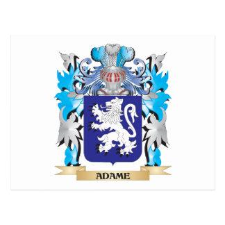 Escudo de armas de Adame Postal