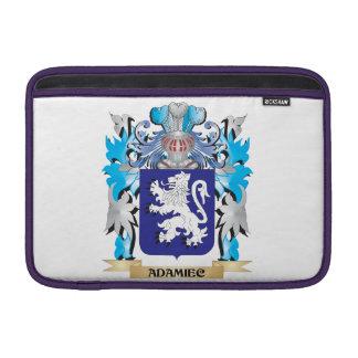 Escudo de armas de Adamiec Fundas MacBook