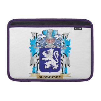 Escudo de armas de Adamovsky Funda Para Macbook Air