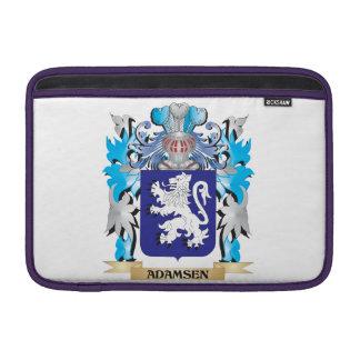 Escudo de armas de Adamsen Funda MacBook