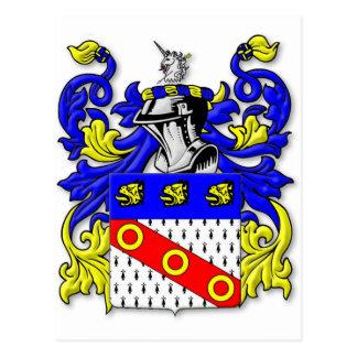 Escudo de armas de Addison Tarjetas Postales