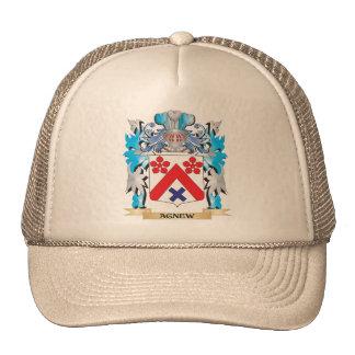 Escudo de armas de Agnew Gorra