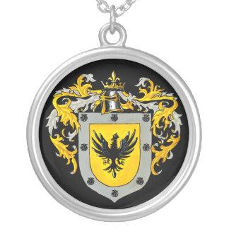 Escudo de armas de Aguilera Colgante Redondo