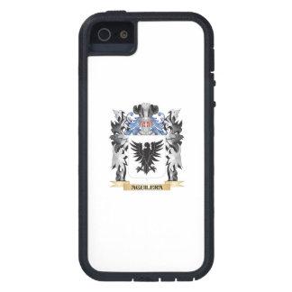 Escudo de armas de Aguilera - escudo de la familia iPhone 5 Fundas