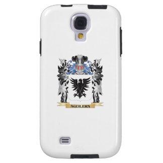 Escudo de armas de Aguilera - escudo de la familia Funda Para Galaxy S4