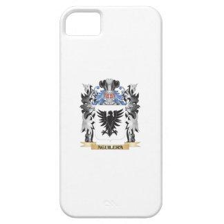 Escudo de armas de Aguilera - escudo de la familia iPhone 5 Carcasa