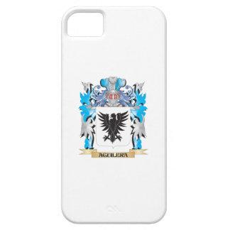 Escudo de armas de Aguilera iPhone 5 Case-Mate Carcasa