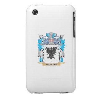 Escudo de armas de Aguilera iPhone 3 Cobertura