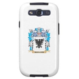 Escudo de armas de Aguilera Samsung Galaxy S3 Funda