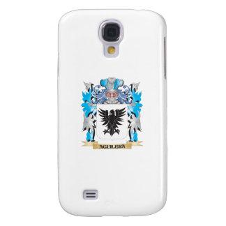 Escudo de armas de Aguilera Funda Para Galaxy S4