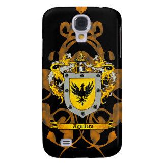 Escudo de armas de Aguilera Funda Para Samsung Galaxy S4