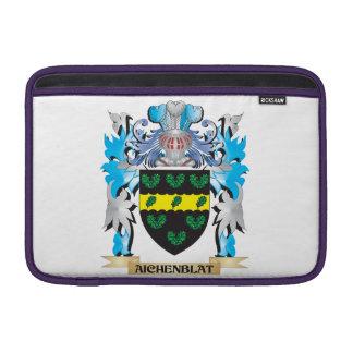 Escudo de armas de Aichenblat Fundas Macbook Air