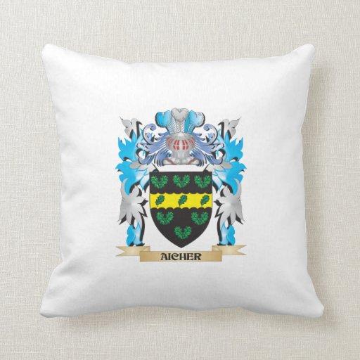 Escudo de armas de Aicher Almohada