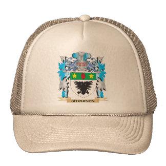 Escudo de armas de Aitchison Gorras