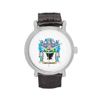 Escudo de armas de Aitchison Reloj De Mano