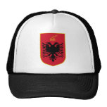 Escudo de armas de Albania Gorro De Camionero