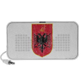 Escudo de armas de Albania Mp3 Altavoces