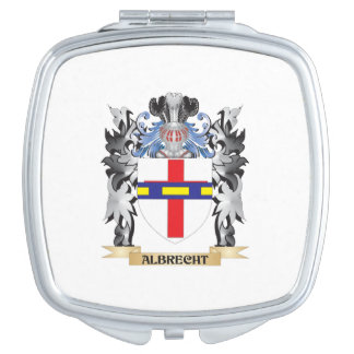 Escudo de armas de Albrecht - escudo de la familia Espejo De Maquillaje