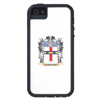Escudo de armas de Albrecht - escudo de la familia iPhone 5 Fundas