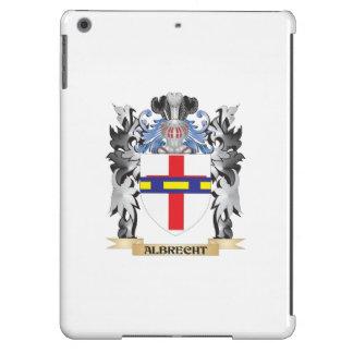 Escudo de armas de Albrecht - escudo de la familia Funda Para iPad Air