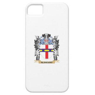 Escudo de armas de Albrecht - escudo de la familia iPhone 5 Carcasas