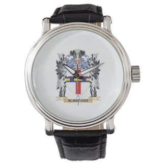 Escudo de armas de Albrecht - escudo de la familia Relojes De Mano