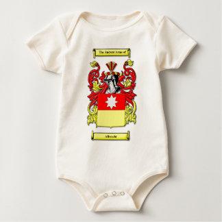 Escudo de armas de Albrecht Trajes De Bebé