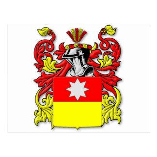 Escudo de armas de Albrecht Postales