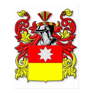 Escudo de armas de Albrecht Tarjetas Postales