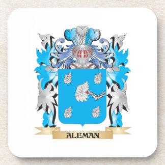 Escudo de armas de Aleman Posavaso