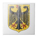 Escudo de armas de Alemania Azulejos Ceramicos