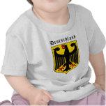 Escudo de armas de Alemania Camiseta