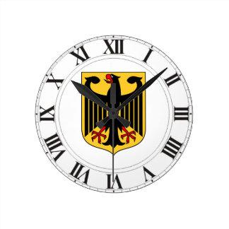 Escudo de armas de Alemania Relojes
