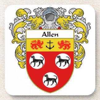 Escudo de armas de Allen/escudo de la familia Posavaso