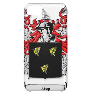 Escudo de armas de Alsop