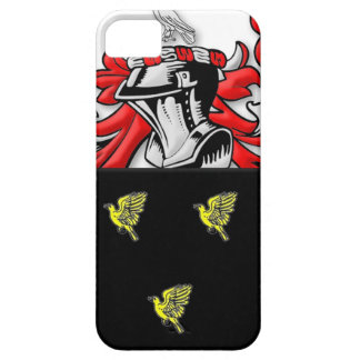 Escudo de armas de Alsop iPhone 5 Case-Mate Carcasas