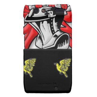 Escudo de armas de Alsop Motorola Droid RAZR Carcasa