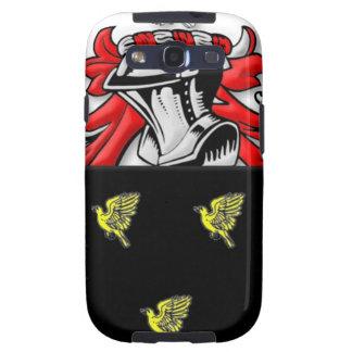 Escudo de armas de Alsop Galaxy S3 Cobertura