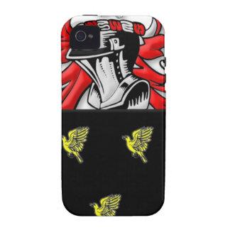 Escudo de armas de Alsop iPhone 4/4S Carcasas